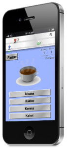 Finnish First iPhone App