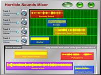 Horrible Sounds Mixer